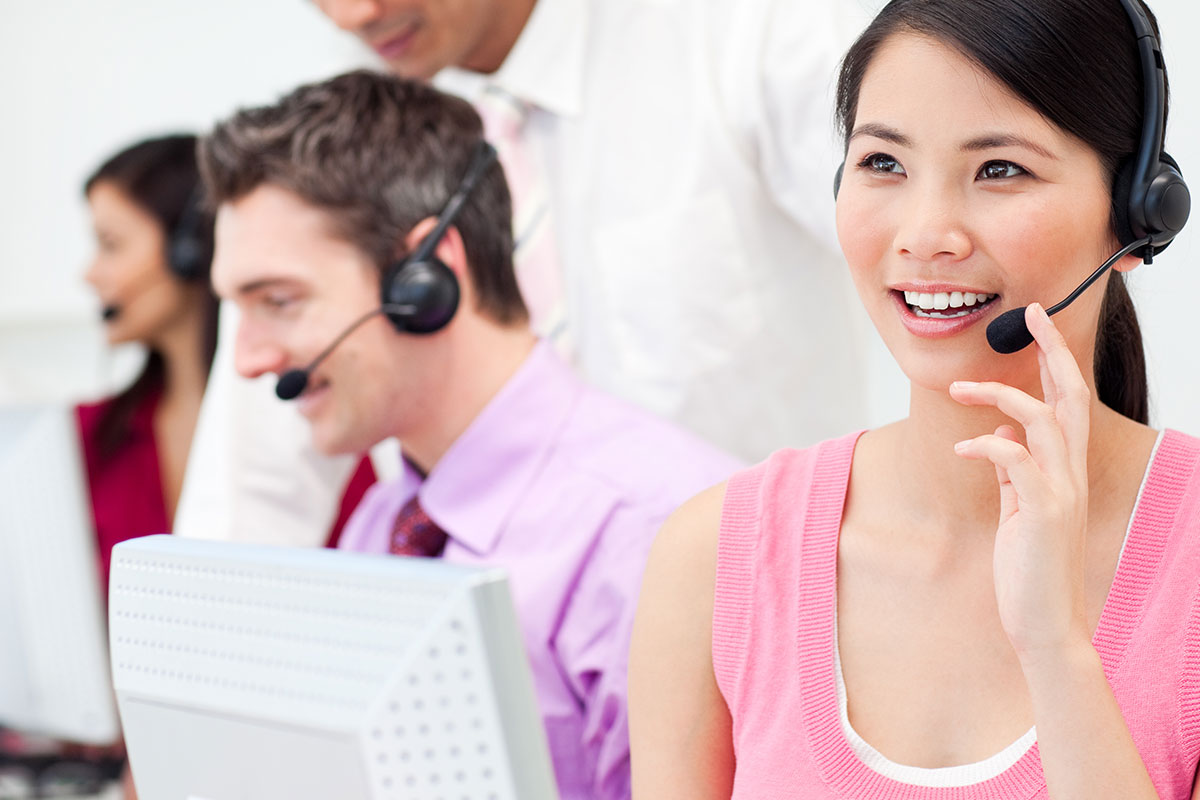 Professional Telephone Techniques to Engage Customers